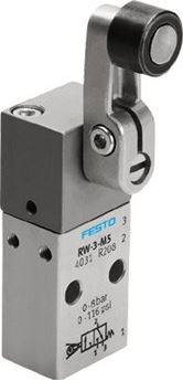 Picture of Festo 4031 Swivel Lever Valve
