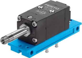 Picture of Festo 4448, Solenoid valve