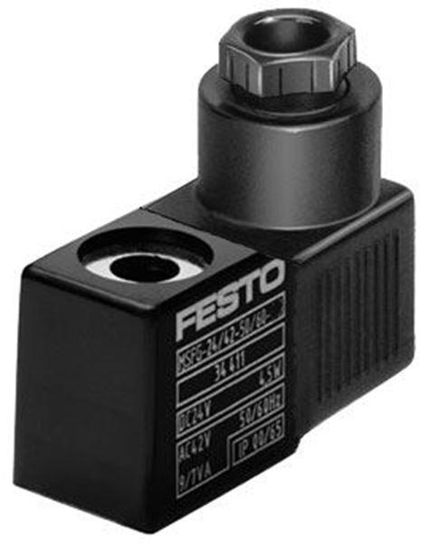 Picture of Festo 4526 Solenoid Coil