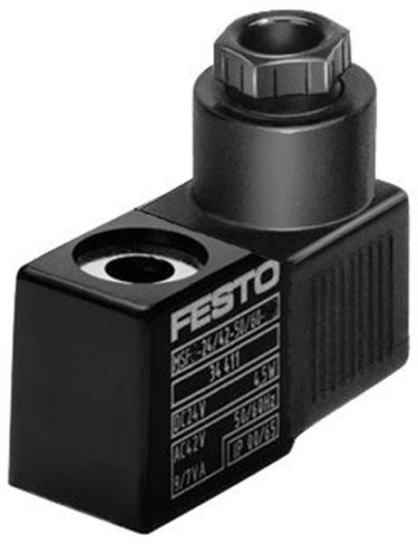 Picture of Festo 4534 Solenoid Coil