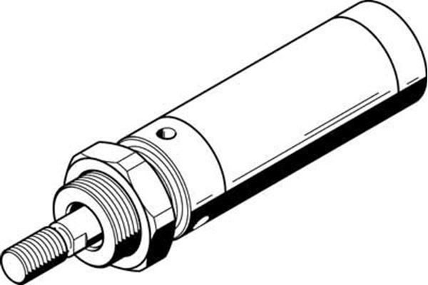Picture of Festo 4923 Round Cylinder
