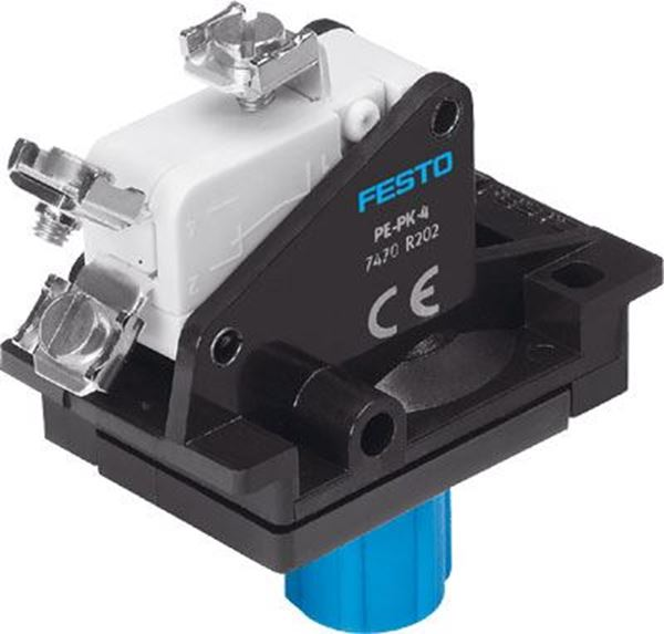 Picture of FESTO 7457 BACK PRES. STOP