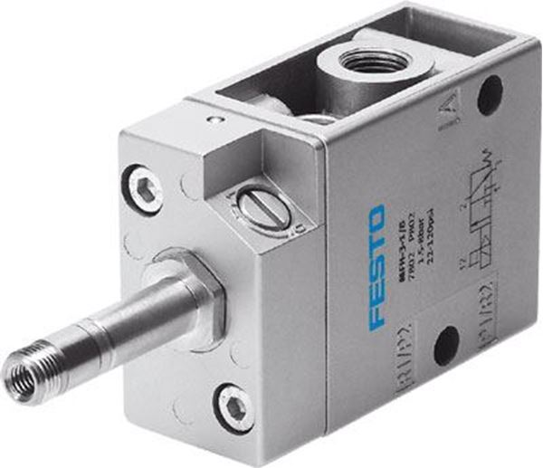 Picture of FESTO 7876 SOLENOID VALVE