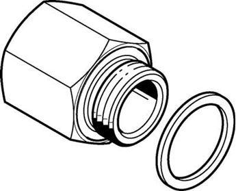 Picture of VAD-1/4 Vacuum Gener