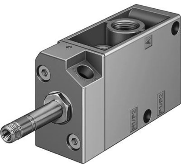 Picture of Festo 9857 Solenoid Valve