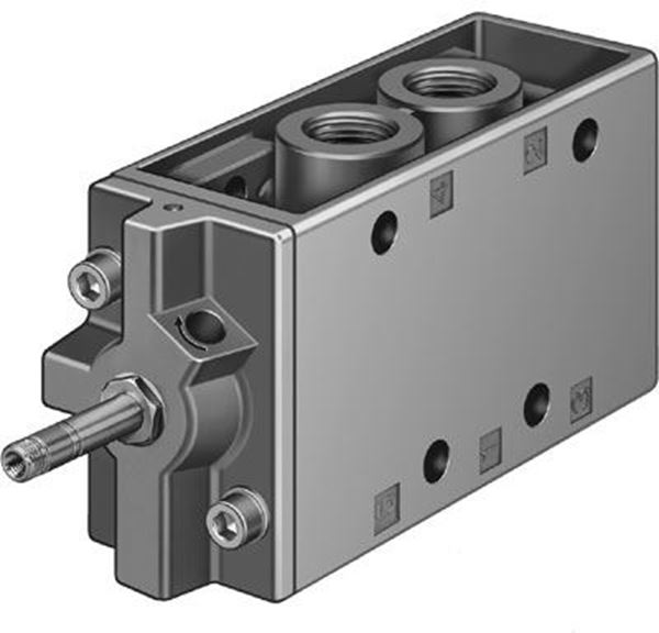 Picture of Festo 9973 Bulkhead Connector