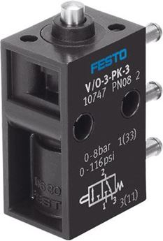 Picture of Festo 10535 Stepper Module