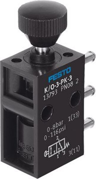 Picture of FESTO 13783 CLAMPING PLATE