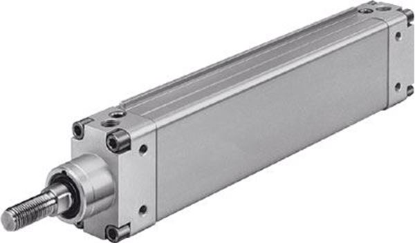 Picture of Festo Flat Cylinder - 14060