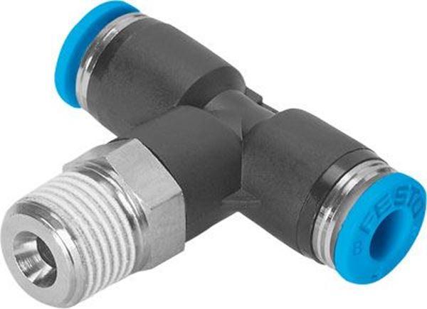 Picture of Festo 130789, Push B/Head Connector