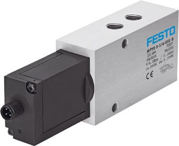 Picture of Festo 151034 Solenoid Valve