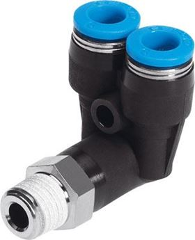 Picture of Festo 153052 Push-in/Threaded L Fitting