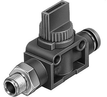 Picture of Festo 153343 Push-in L Connector