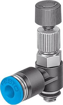 Picture of Push-In T-Connector,  Festo 153367