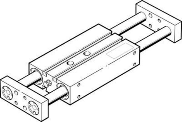 Picture of FESTO 159642 THREADED BOLT