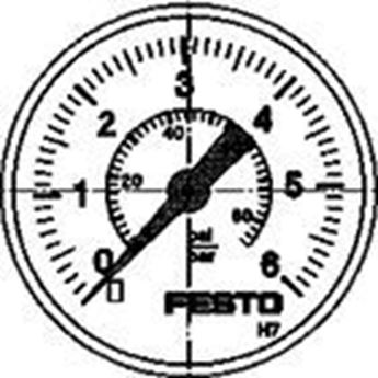 Picture of Festo 159960, Twin Cylinder