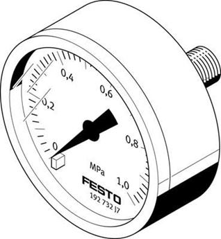 Picture of Festo 162682 Filter Reg