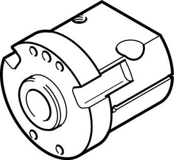 Picture of Festo 162804, Mounting Bracket