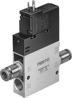 Picture of Festo 162872 Push in L fit