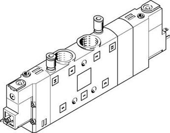 Picture of Festo 165004 Silencer