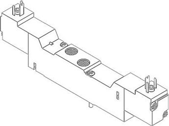Picture of Festo 170930 Guide Cylinder