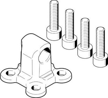 Picture of Festo 174393, Pivot Flange