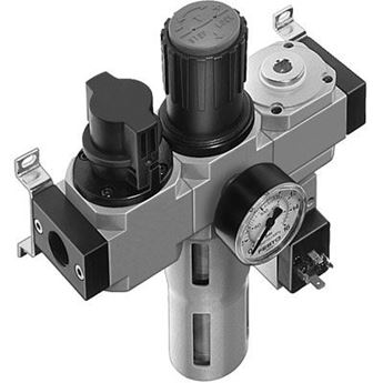 Picture of FESTO 178460, CLAMPING CARTR.