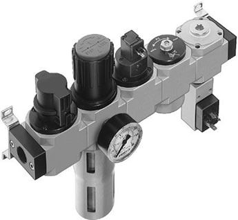 Picture of Festo 178463 Clamping Unit