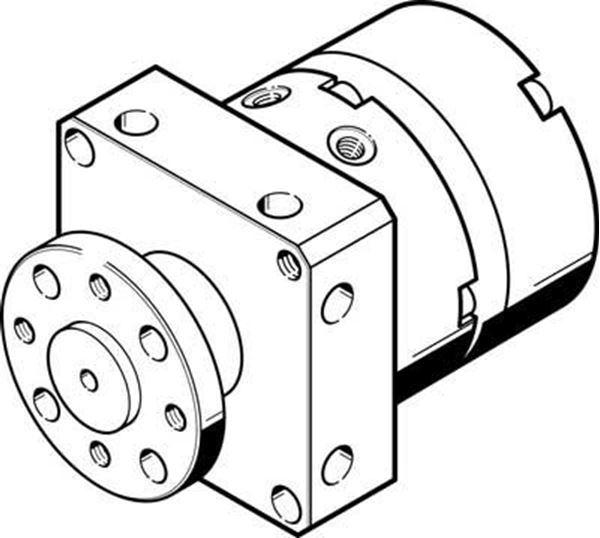 Picture of Clamping Module