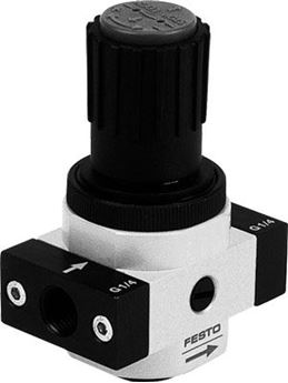 Picture of Festo 186149 Push-in/Threaded L Fitting