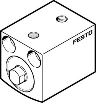 Picture of Festo 186454 Pressure Regulator