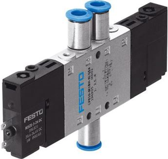 Picture of Festo 195708 Manifold block
