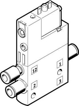Picture of FESTO 195742, INTERLINK BLOCK