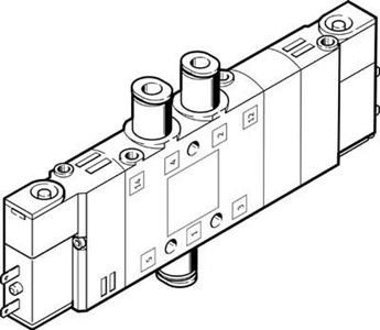 Picture of Festo 195746, Interlink Block