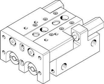 Picture of Festo 197044 Solenoid Valve
