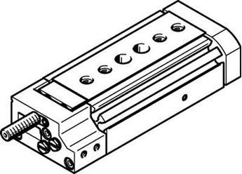 Picture of Festo 542892 Pressure Sensor