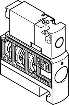 Picture of Pneumatic Valve