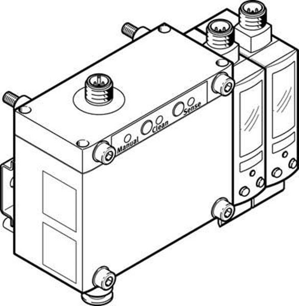 Picture of Festo 550119, Servo Motor