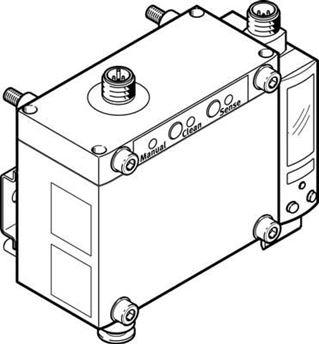 Picture of Festo 550122, Servo Motor