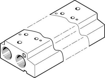 Picture of Festo 550314, Encoder Cable