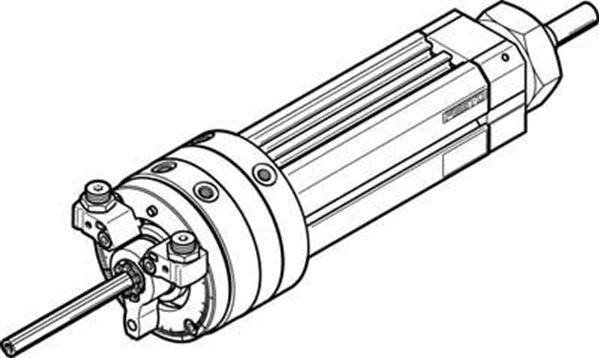 Picture of Festo 554035 Connecting Cable