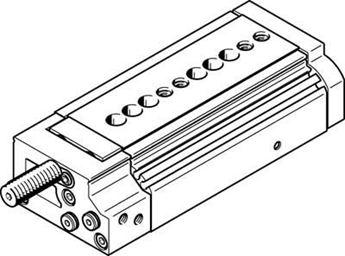 Picture of Festo 566655, Plug S w/Cable