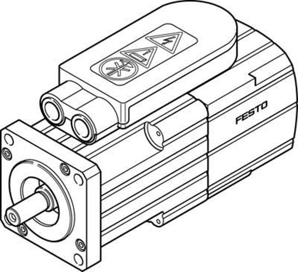 Picture of Festo 1366950, Standard Cylinder