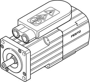 Picture of Festo Stepper Motor 1370478