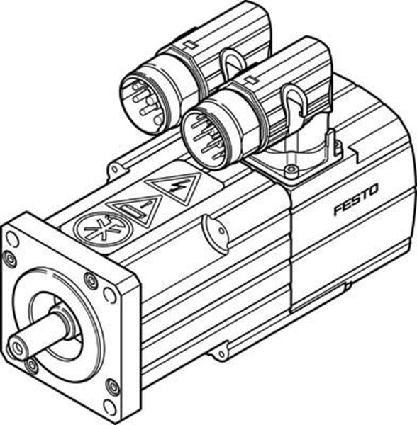 Picture of Festo Stepper Motor