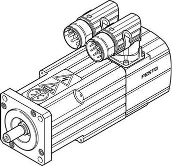 Picture of 1370485   Festo Stepper Motor