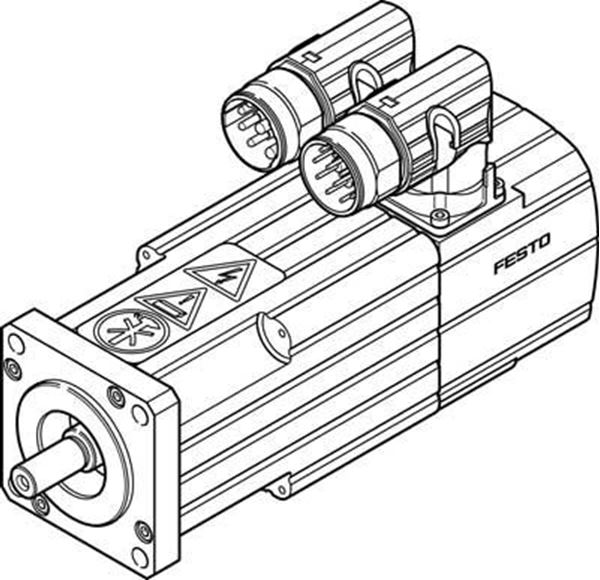 Picture of  Festo 1376424 Standard Cylinder