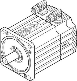 Picture of Festo 1376666 Standard Cylinder