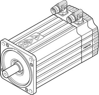 Picture of Festo 1383580, Standard Cylinder