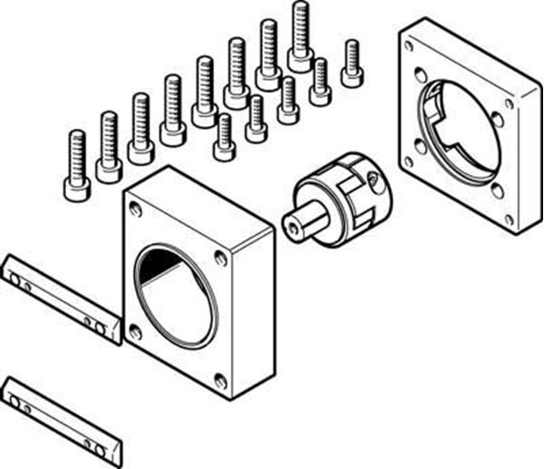 Picture of Festo 1384806, Standard Cylinder